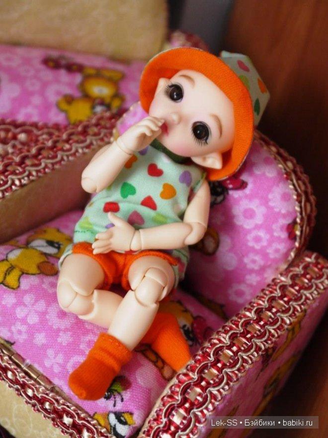 PukiFee Бонни, Momocolor Olga tan