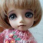 Прекрасная малышка Luts Honey Delf Lolly - тиник 26см. СНИЖЕНИЕ ЦЕНЫ!!!