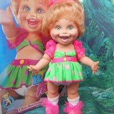 Кукла Galoob Baby Face So Funny Natalie Натали 1990 бэби фэйс фейсинка редкая Рассрочка
