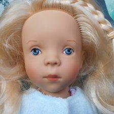 Кукла Sylvia Natterer Design Жоэль by Petitcollin узкое личико