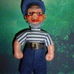 Кукла ГДР немецкая Германия цена за 1- Капитан Матрос Моряк