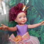 Кукла редкая Веселая в родном тубусе Tonner Fancy Nancy Нэнси Nansy фэнси - винил