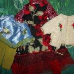 Аутфит одежда платье —  Mrs.Willowby's First Grade ClassGOTZ  Шарлотта Пиратка Тоннер Германия