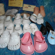 Кукла обувь туфли ботинки туфельки = Расхомяк!!