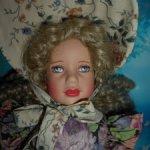 Tonner Коллекционная виниловая кукла LE 500 Mary Quite Contrary Роберта Тоннера