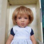 """Кукла редкая Helen Kish 1997 12"""" CHARLOTTE «Famous Painters» «Известные художники»"""