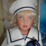 Кукла Моряк Deirdre 1998 Helen Kish редкая винил волосы прошиты