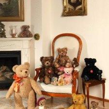 Происхождение «шарнирного медведя»
