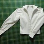 Как я шью рубашку. Мастер-класс по построению выкройки для куклы БЖД