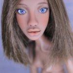 Кукла авторства Ирины голиковой
