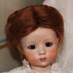 Марго - реплика французской антикварной куклы Albert Marque