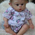 Мой любимый эльфийский ребенок! Кукла реборн  Натальи Баштовой
