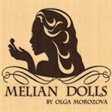 Melian Dolls. Салон кукол 2016. Фарфоровые куклы