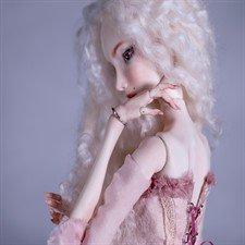 Лорелея. Фарфоровая шарнирная кукла