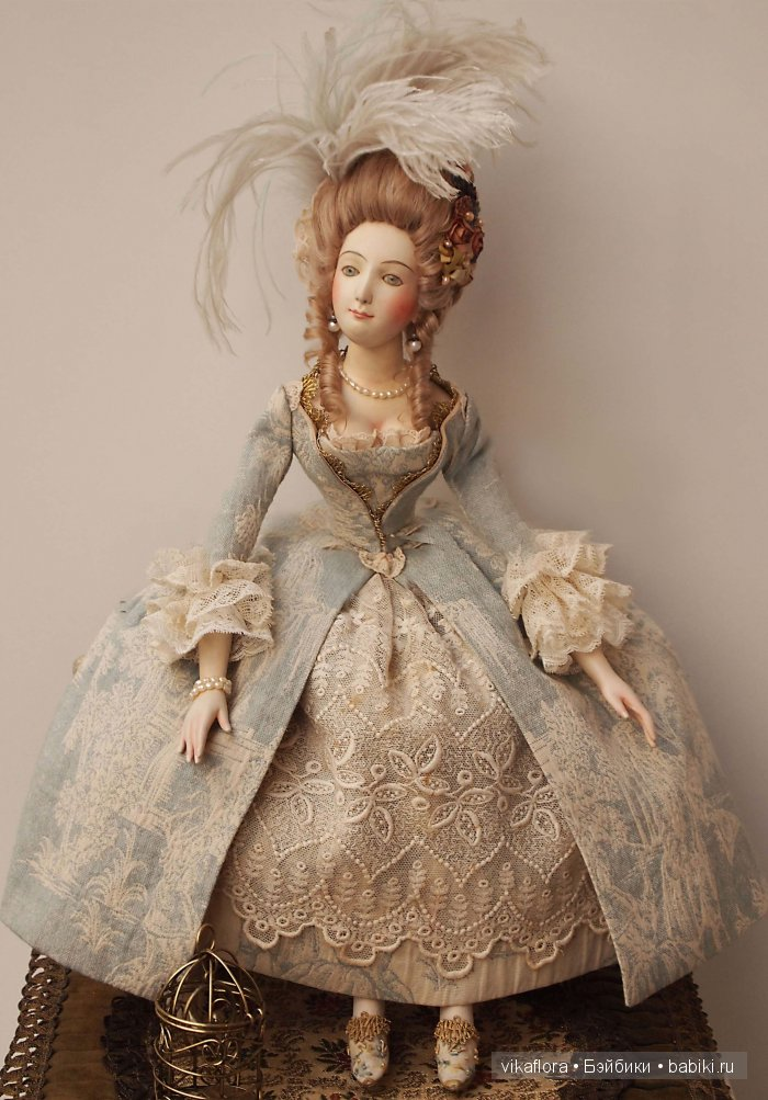 Маркиза де Помпадур, в частной коллекции