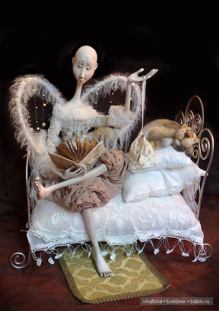 Ангел хороших снов,  в частной коллекции