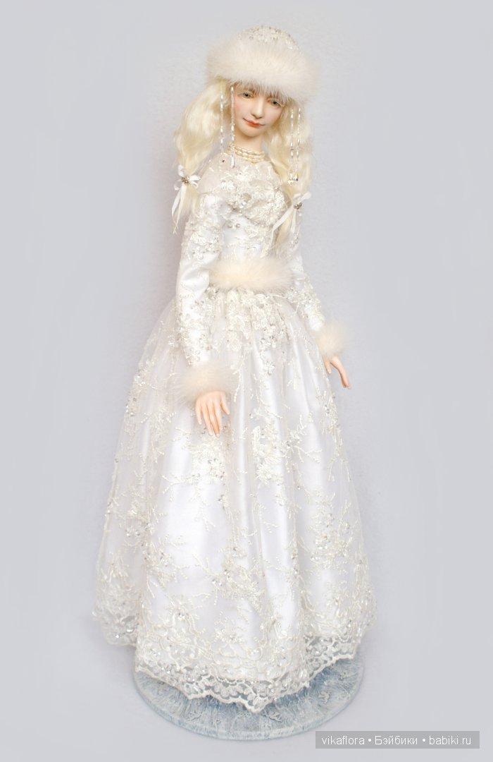 Снегурочка, в частной коллекции