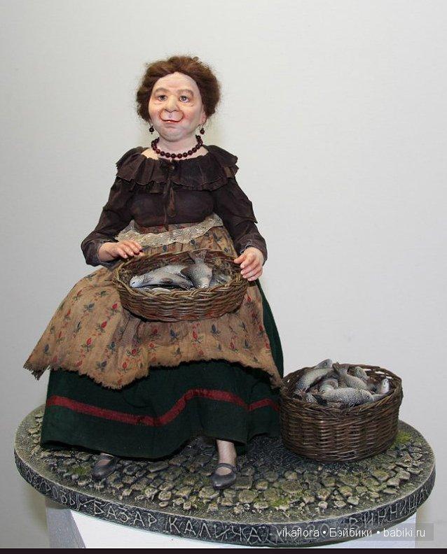 Роза Моисеевна, в моей личной коллекции, люблю её очень