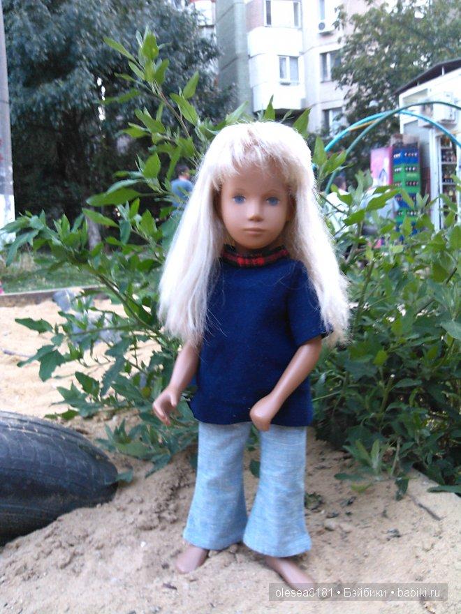 Sasha Morgenthaler, Sasha doll
