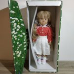 Karin Heller`89  Виниловая девочка от художницы Karin Heller 1989 г