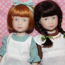 Веселые Масяки - виниловые куколки от Heather Maciak