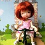 Велосипед Зеленый от Халмарк 2