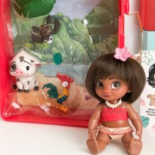 Моана Disney animators mini Moana