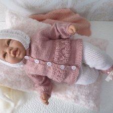 Комплекты одежды для куклы-пупса 47-50 см (мягкое тело)