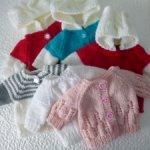 Комплекты одежды для пупсов 30-34 см