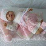 Комплект одежды для куклы-пупса 38-42 см с мяг.тел.