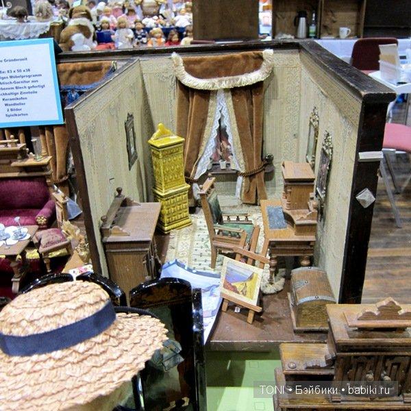 очаровательные старинные домики
