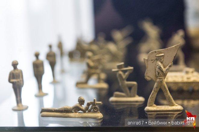Выставка Мир игрушек прошлого века в Краснодаре 2015