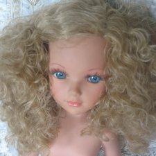 Блондинка Мари  с голубыми глазками от Видал Рохас(Vidal Rojas).
