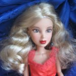 Кукла Liv, ООАК - на тему Мэрилин Монро