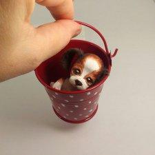 Еще вам один символ года - игрушки Лилии Василик