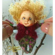 Лесной ангел -куклы Лилии Василик