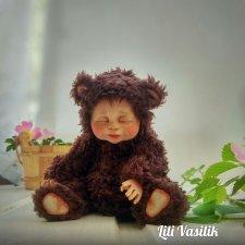 Куклы Лилии Василик - тедди долл