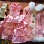 Одежда и обувь на куклу Супер гел 60см