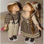 Любимая серия - Поцелуйчики