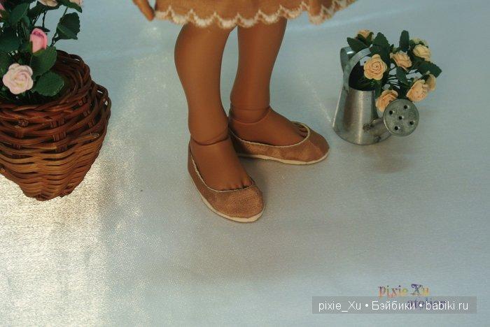 туфли-балетки для Momocolor29