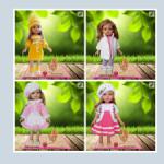 Сборник мастер-классов. Одежда для кукол Паола Рейна