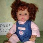 Кукла Irwin Toy Baby so real . Игровой реборн