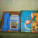 Телефон механический . Из ссср 80-х годов. Новый в коробке