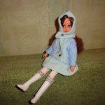 Кукла fleur из 80-х. Зимняя. В идеале