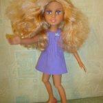 Кукла шарнирная говорящая 45 см. б/у но в отличном состоянии