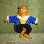 Кукла из макдональдса 90-х . чудовище