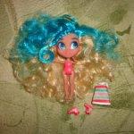 кукла Hairdorable Surprise Just Play . Ноа 12 см
