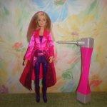 Кукла барби секретный агент . крутящаяся . В идеале