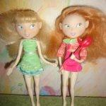 кукла каркасная фея 2005 manhattan toy сша 2. рыжая