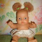 Кукла J. Berna 26 см . Испания б/у